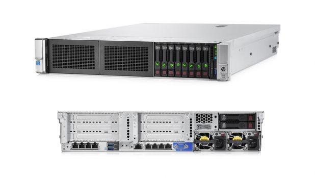 مقایسه سرور رکمونت DL380 Gen9 با سرور رکمونت DL360 Gen9