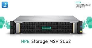 نقد و بررسی استوریج HPE MSA 2052