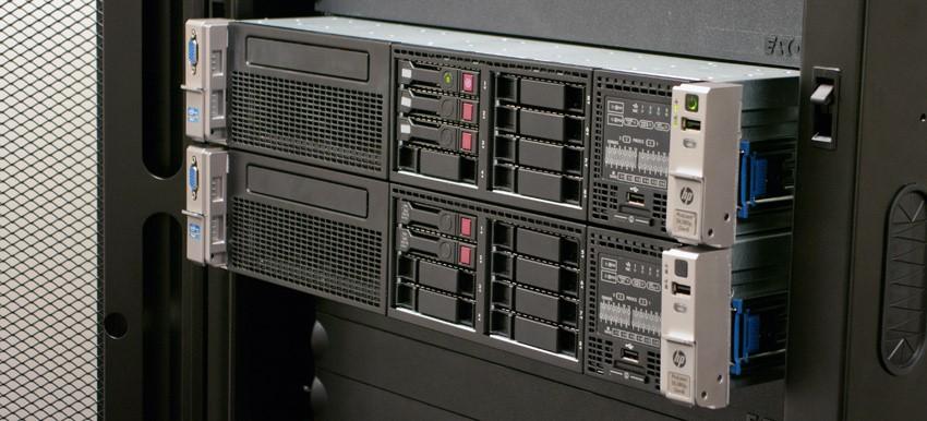 1 2 - مروری بر نسل 8ام سرور HP مدل پرولینت سری DL380p