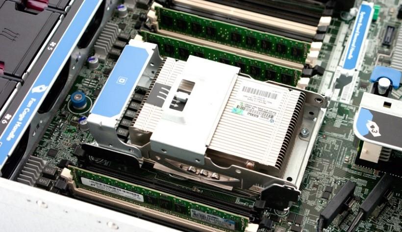 2 1 - مروری بر نسل 8ام سرور HP مدل پرولینت سری DL380p