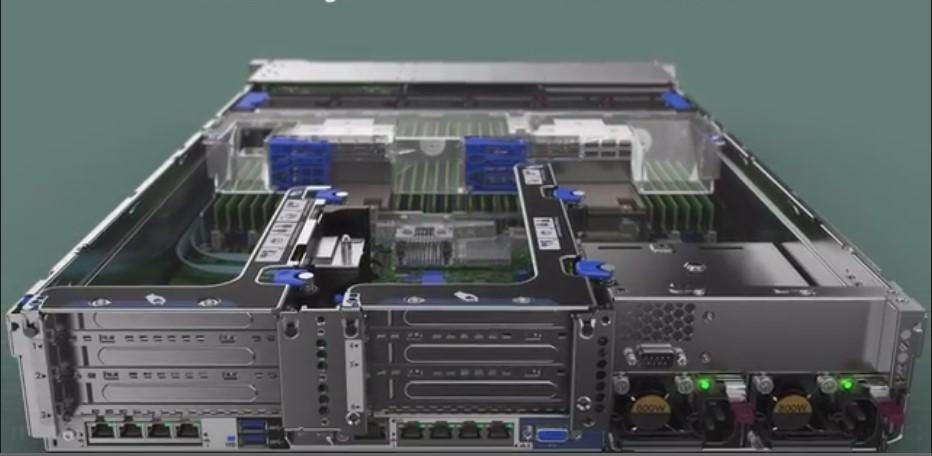 مشخصات فنی سرور رکمونت دست دوم DL380 G9