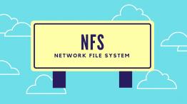 راه اندازی NFS سیستم