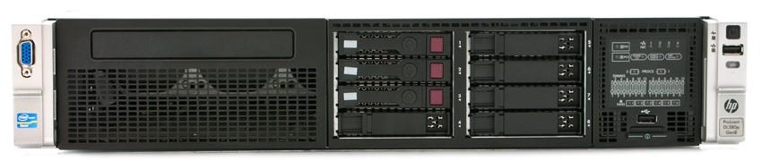 7 - مروری بر نسل 8ام سرور HP مدل پرولینت سری DL380p