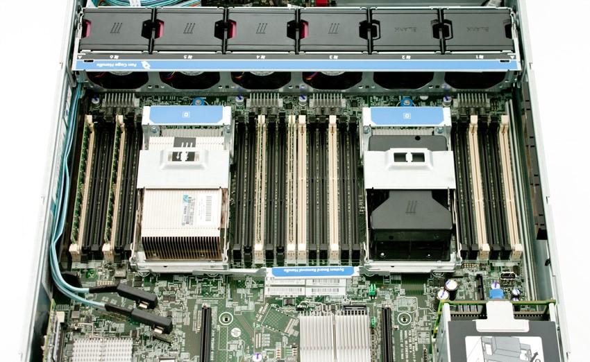 8 1 - مروری بر نسل 8ام سرور HP مدل پرولینت سری DL380p