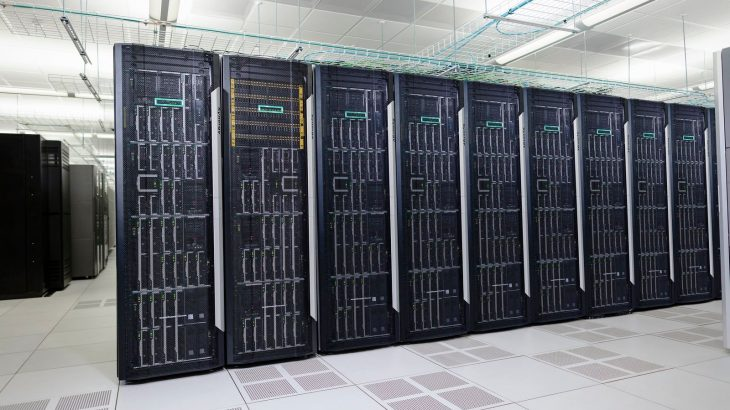 HPE Server Room – 10 facts that show Hewlett Packard Enterprise is the undisputed leader in the worldwide server market