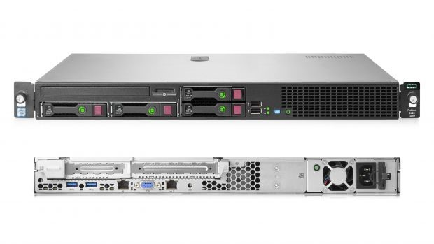 ProLiant DL20 Gen9 HPE
