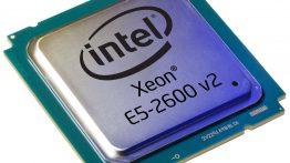 پردازنده ی Intel® Xeon® Processor E5-2667 v2