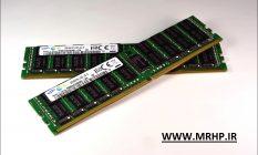 سری جدید رم های DDR5 بر روی سرور های اچ پی