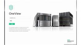 شرکت HP نرم افزار OneView 4.0 را منتشر کرد