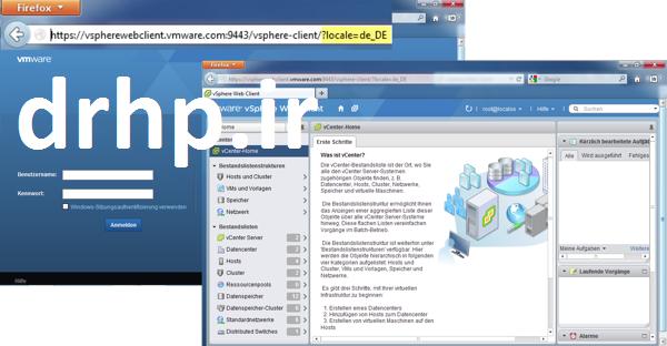 vSphere-Web-Client-and-LocalizationNGC_DE